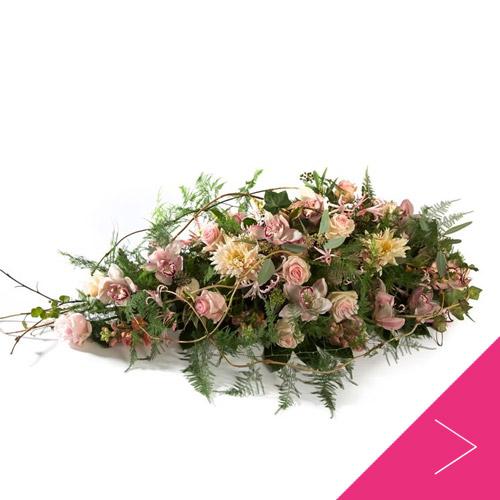 Rouw arrangementen