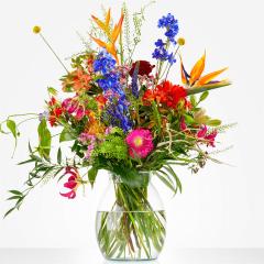 Boeket Kleurexplosie | Amsterdam Flowers