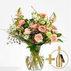 Boeket Stijlvol met Bottega | Amsterdam Flowers