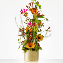 Kleurrijk bloemstuk | AmsterdamFlowers