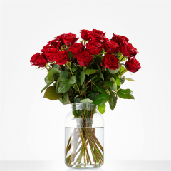 Boeket Pure Liefde | Amsterdam Flowers