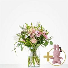 Welkom meisje boeket | Amsterdam Flowers